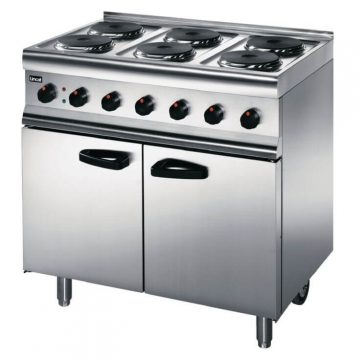 Massey Catering - ESLR9C Range Oven Electric