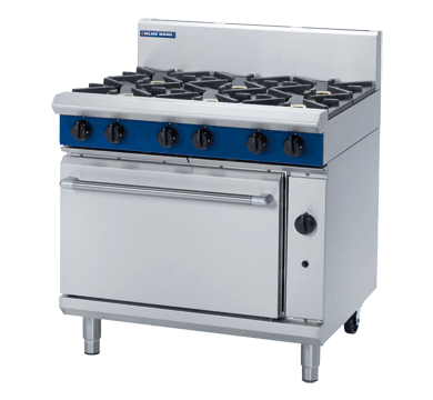 Massey Catering - Range, Heavy Duty, Gas,  800-950mm