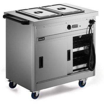 Massey Catering - Hot Cupboard P6B2