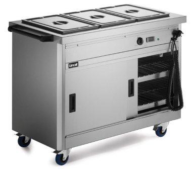 Massey Catering - Hot Cupboard P6B3