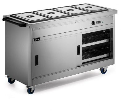 Massey Catering - Hot Cupboard P6B4