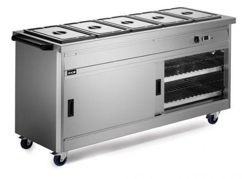Massey Catering - Hot Cupboard P6B5