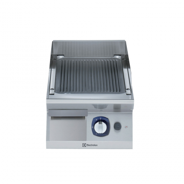 Massey Catering - 700XP Half Module Gas Fry Top, Ribbed Mild Steel