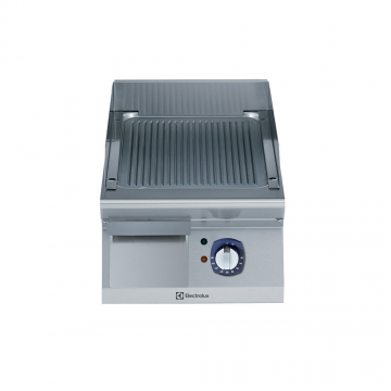 Massey Catering - 700XP Half Module Electric Fry Top, Mild Steel