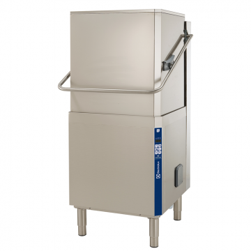 Massey Catering - Green & clean hood type Dishwasher with Drain Pump