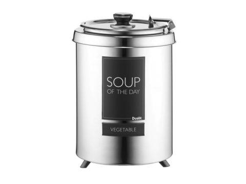 Massey Catering - 6 Litre Hotpot Soup Kettle