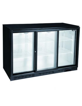 Massey Catering - Three Door Bar Bottle Coolers