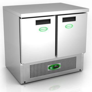 Massey Catering - G901SS – 2 Door Chiller Counter