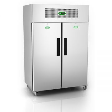 Massey Catering - GEN1200H – Double Door Upright Chiller / Fridge