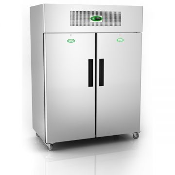 Massey Catering - GEN1400H – Double Door Upright Chiller / Fridge