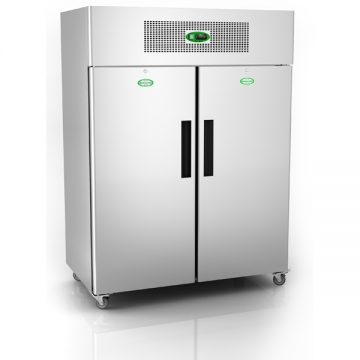Massey Catering - GEN1400L – Double Door Upright Freezer