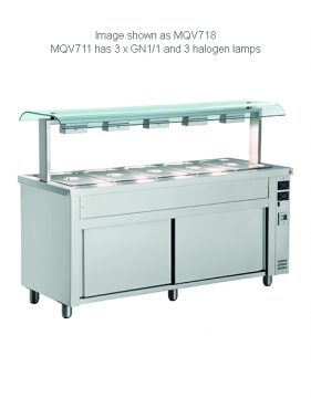 Massey Catering - Heated Base Bain Marie