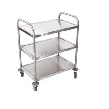 Massey Catering - Large three tier general purpose trolley