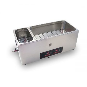 Massey Catering - Sous-vide cooker SVC-4-22D