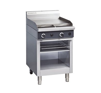 Massey Catering - Blue Seal Cobra – 600mm Gas Griddle Toaster