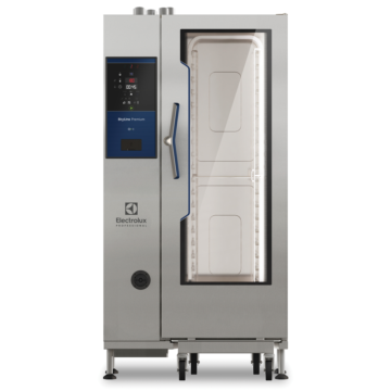 Massey Catering - SkyLine Premium Natural Gas Combi Oven 20GN1/1